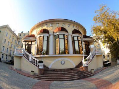 Ресторан «Украина» - Организация фуршетов и банкетов