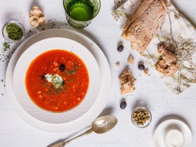 Ресторан «Украина» - Отличные моменты любимой кухни
