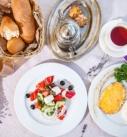 Бизнес ланч в Ресторане «Украина»