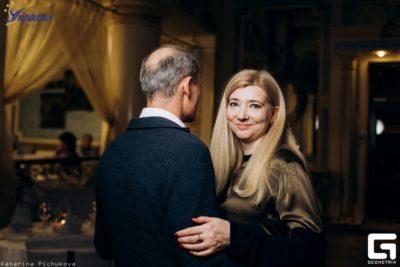 День Всех Влюбленных в Ресторане «Украина» в Симферополе